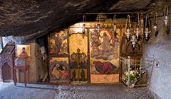 Cave of Revelation, Chora Patmos
